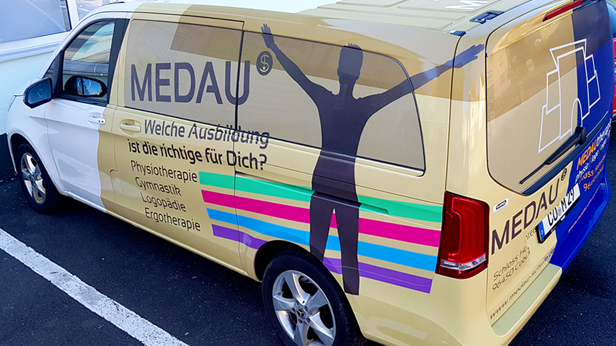 Digitaldruck-Medautherapie