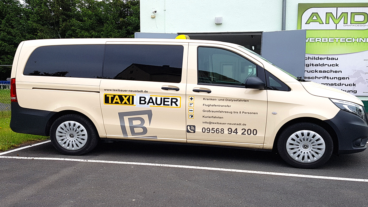 Taxi-Bauer