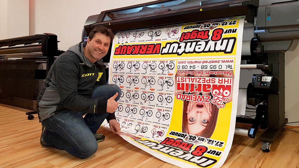 Zweirad-Martin-Invenur-Verkauf